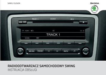 radioodtwarzacz samochodowy swing instrukcja obsługi