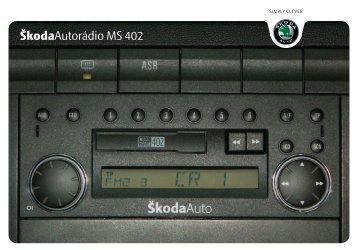 08 Skoda MS 402,CZ - Media Portal - Škoda Auto