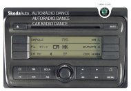 Autorádio Dance - Media Portal - Skoda