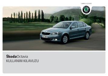 ŠkodaOctavia KULLANIM KILAVUZU - Media Portal - škoda auto