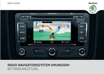 Anleitung - Media Portal - Škoda Auto