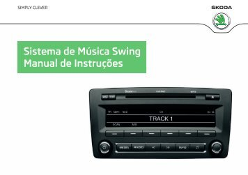Sistema de Música Swing Manual de Instruções - Media Portal ...