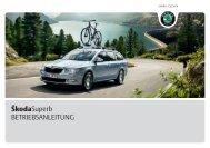 Bedienungsanleitung - Media Portal - Škoda Auto
