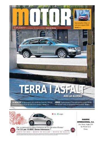 AUDI A4 ALLROAD - Diari de Girona
