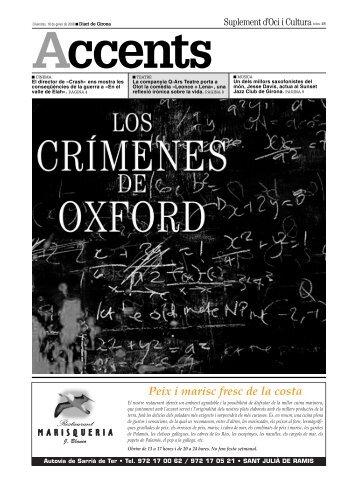 Accents - Diari de Girona