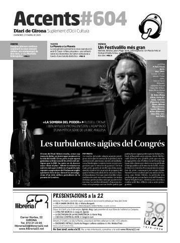 Les turbulentes aigües del Congrés - Diari de Girona