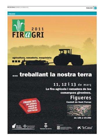 FIRAGRI - Diari de Girona