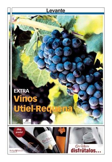 extra vinos utiel-requena - Levante-EMV