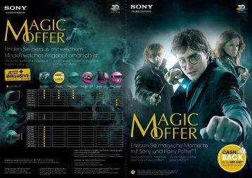 Magic Offers - Digitec