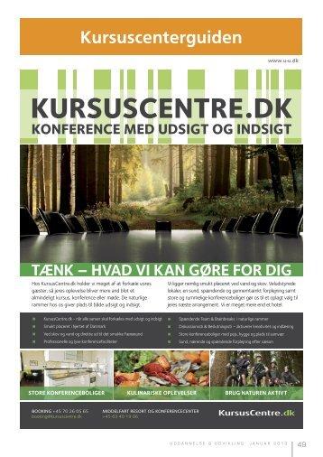 KURSUSCENTRE.dK