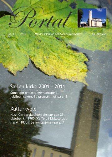 Sælen kirke 2001 - 2011 Kulturkveld - Mediamannen