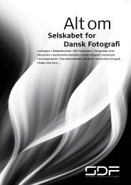 SDF-udland - Selskabet for Dansk Fotografi