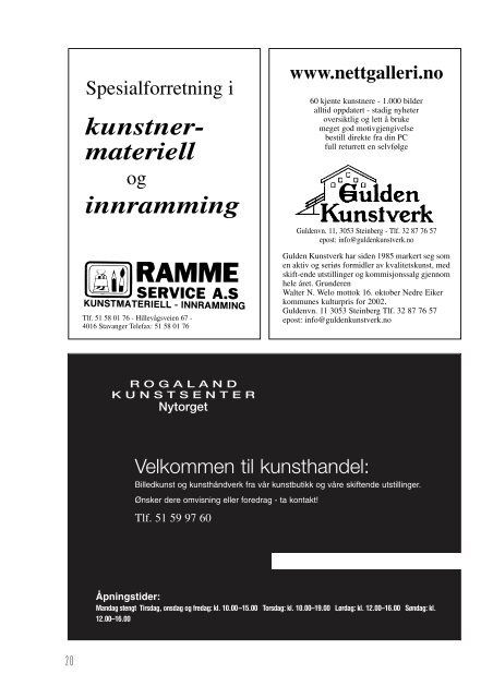 RBR Rapport nr. 1 2004