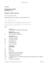 Sozialgesetzbuch (SGB VII) Berufsgenossenschaft Handel und ...