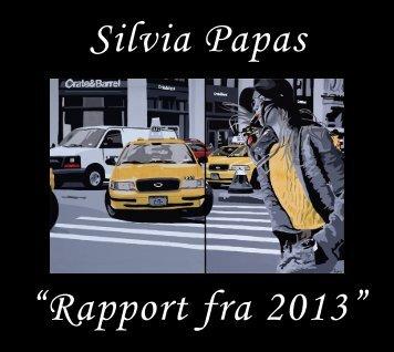 Rapport fra 2013 - Galleri Pingvin