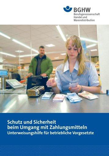 A 008-NEU!!!!.indd - Berufsgenossenschaft Handel und ...
