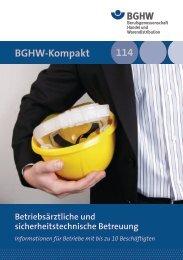 114 BGHW-Kompakt