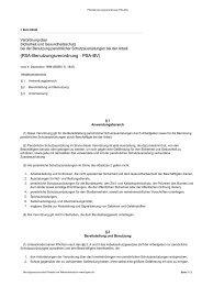 (PSA-Benutzungsverordnung - PSA-BV) - Berufsgenossenschaft ...