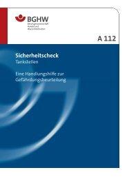 Sicherheits-Check Tankstellen im PDF-Format