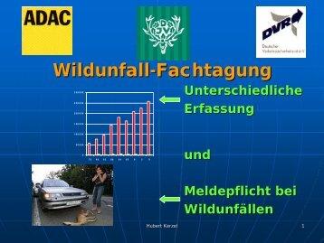 Unterschiedliche Erfassung und Meldepflicht von ... - Newsroom.de