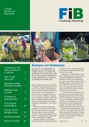 FiB nr. 23 - marts 2008 - Biopress