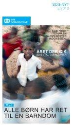 Alle børn hAr ret til en bArndom - Lotte Ladegaard