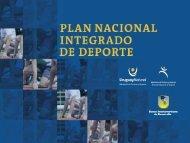 PLAN NACIONAL INTEGRADO DE DEPORTE de URUGUAY