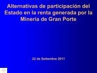 Presentación Alternativas - Portal del Estado Uruguayo
