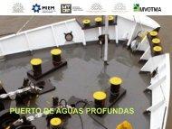 PUERTO DE AGUAS PROFUNDAS