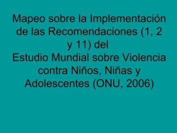 Recomendaciones - Portal del Estado Uruguayo