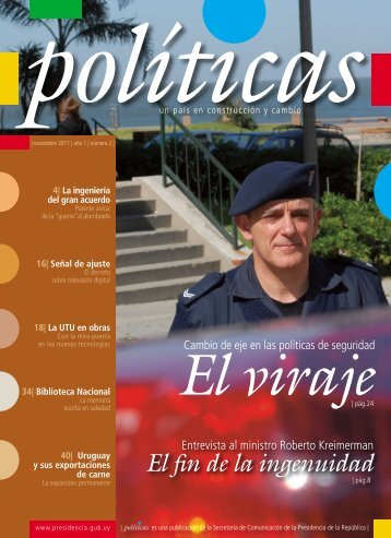 Políticas - Portal del Estado Uruguayo