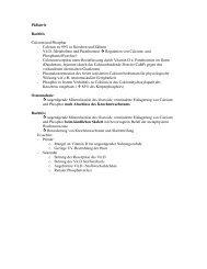 Pädiatrie Rachitis Calcium und Phosphat - Calcium zu 99 ... - Mediwiki