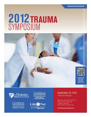 View the promotional brochure for this event. - Creighton University ...