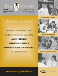 Invitation to Exhibit - downloadable pdf - Conference Calendar