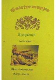 Meistermappe (Joachim Schaefer 2005)