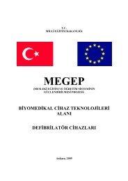 öğrenme faaliyeti-1 - Megep - Milli Eğitim Bakanlığı