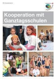 Kooperation mit Ganztagsschulen - Jugendrotkreuz