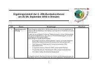 Ergebnisprotokoll der 4. JRK-Bundeskonferenz am 25./26 ...