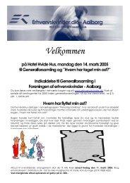 Aalborg - Foreningen af Erhvervskvinder
