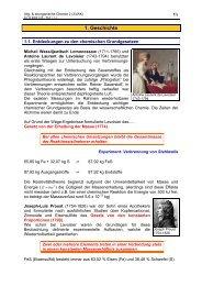 2. Geschichte bis zum Bohr´schen Atommodell - member