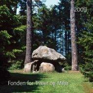 Årsskrift 2009 - Fonden for Træer og Miljø