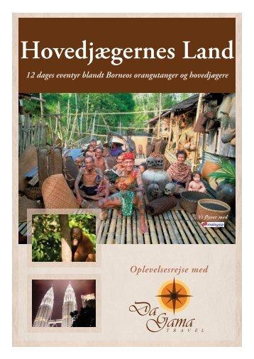 Hovedjægernes Land - DaGama Travel
