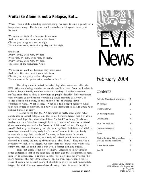 Feb04News.p65 revised.p65 - Members.efn.org