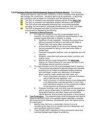 Eugene Code PUD approval criteria. - Members.efn.org
