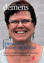 Demens i kunst og kultur - Alzheimerforeningen