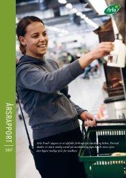Årsrapporten 2007 - Arla.com