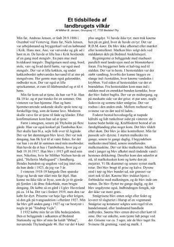 Jensen, Milther B. 'Et tidsbillede af landbrugets vilkår'.pdf