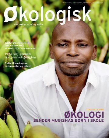 magasinet Økologisk - Økobarn.dk