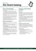 Grønt Katalog - Aalborg Kommune - Page 6