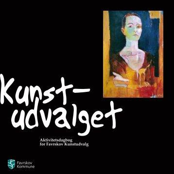 Aktivitetsdagbog for Favrskov Kunstudvalg - Favrskov Kommune